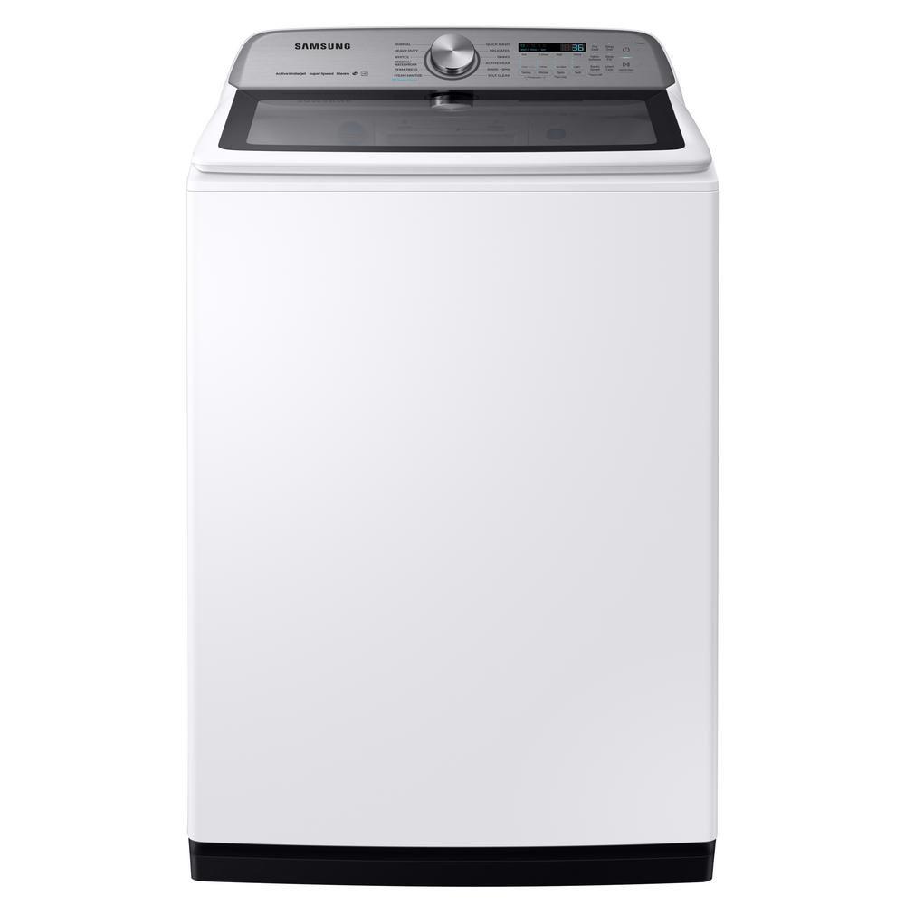 Samsung High-Efficiency Washer