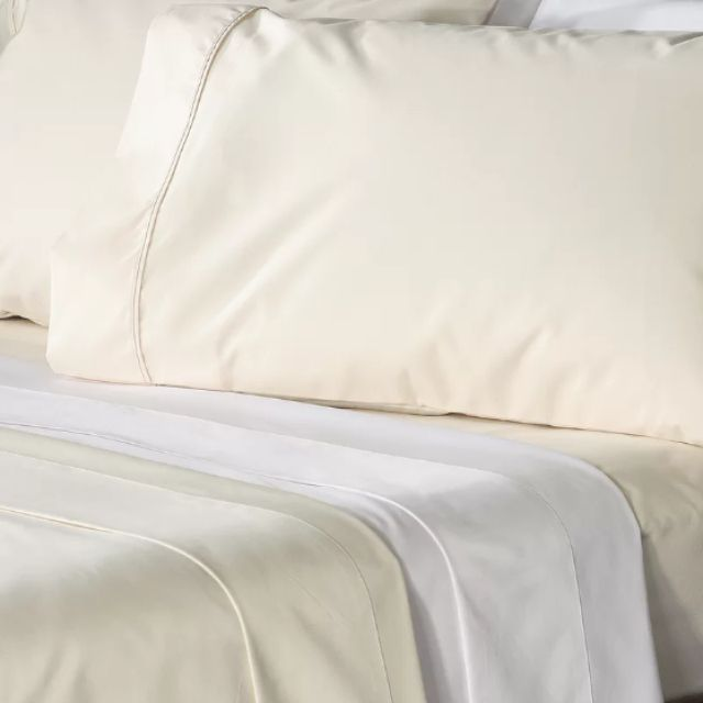 Best Splurge Veratex 1 200 Thread Count Egyptian Cotton Sheet Set