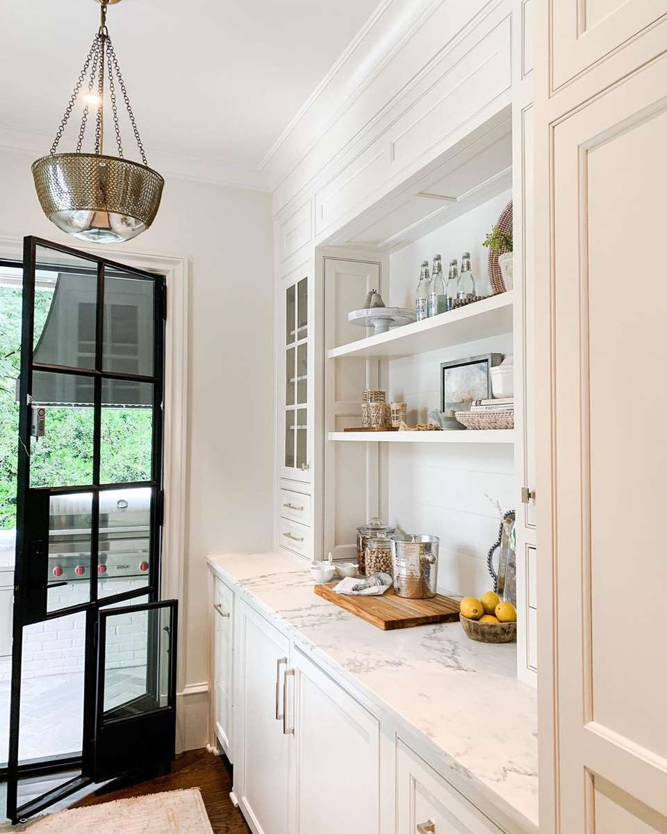 Butler's Pantry Ideas to Implement