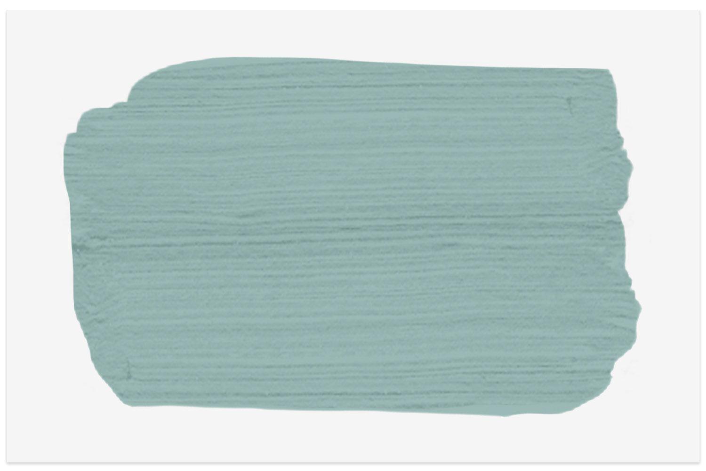 Kensington Green 710 paint swatch from Benjamin Moore