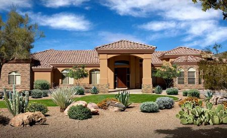 Desert Home Exterior Colors