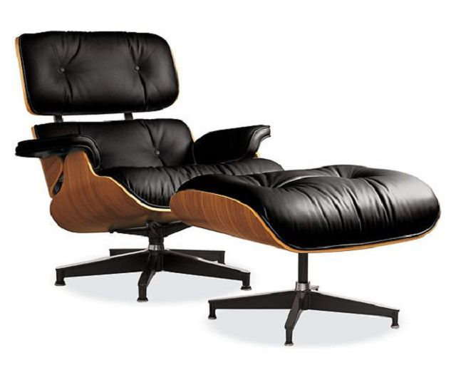 Incredible Exlpore The World That Made The Iconic Eames Lounge Chair Bralicious Painted Fabric Chair Ideas Braliciousco