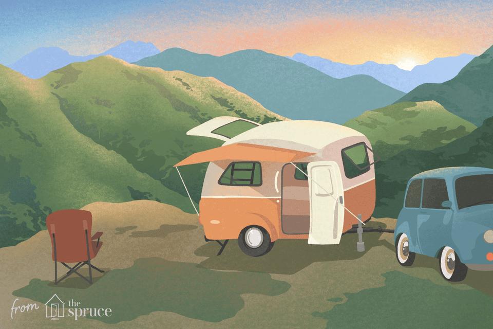 8 Best Small Camper Trailers