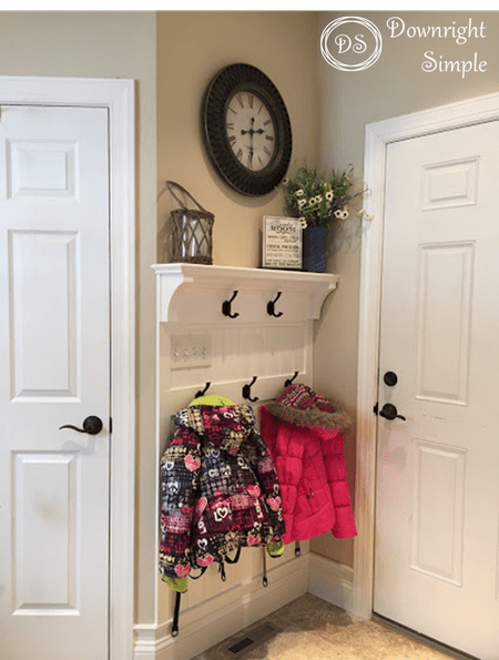 Terrific 15 Creative Mudroom Storage Ideas Download Free Architecture Designs Scobabritishbridgeorg