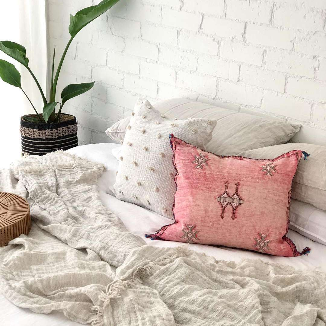 Moroccan Throw Pillows