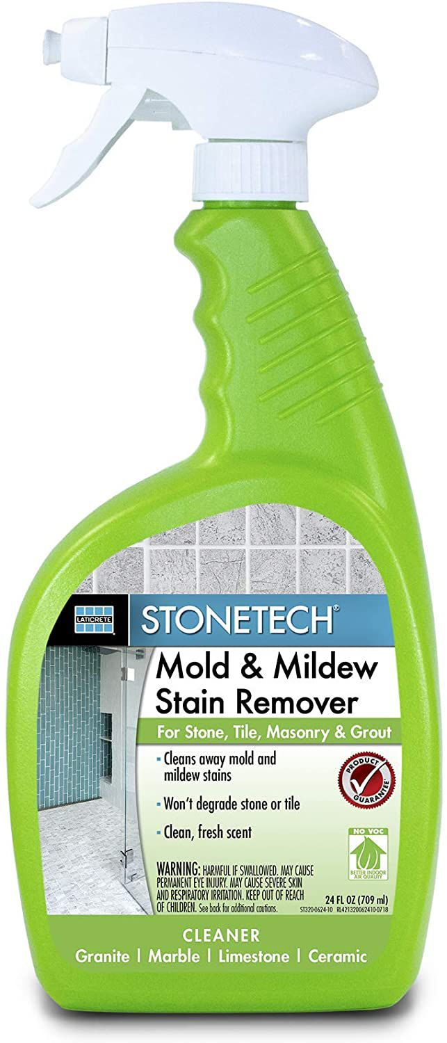 StoneTech Mold & Mildew Stain Remover