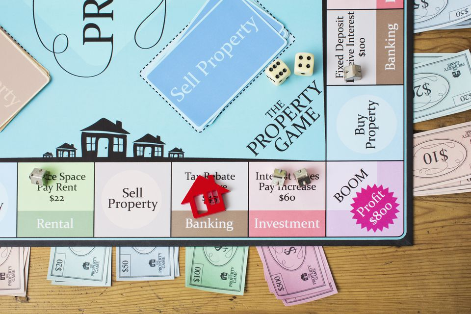 Property Board Game