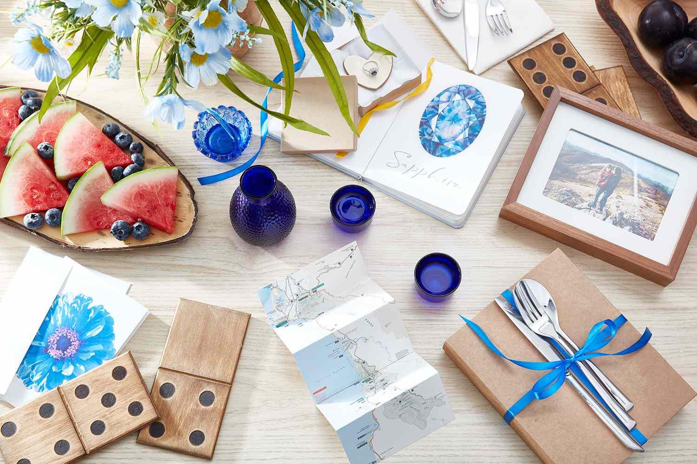 5th wedding anniversary gift ideas