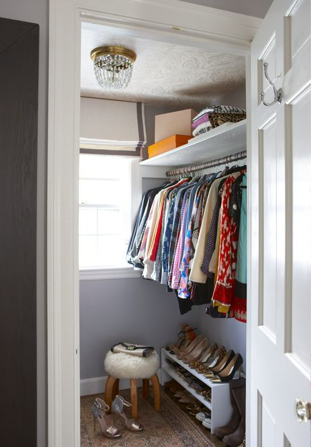 40 Best Small Walkin Closet Storage Ideas For Bedrooms Delectable Bedroom Closet Design Ideas