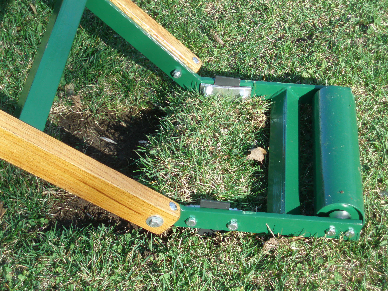 Sod Cutting Tool For New Seeding