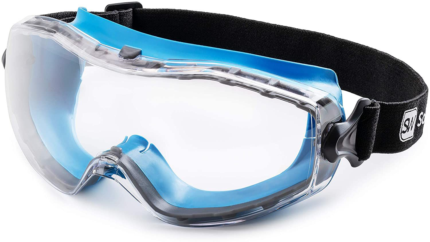 Safety Goggles with Universal Fit
