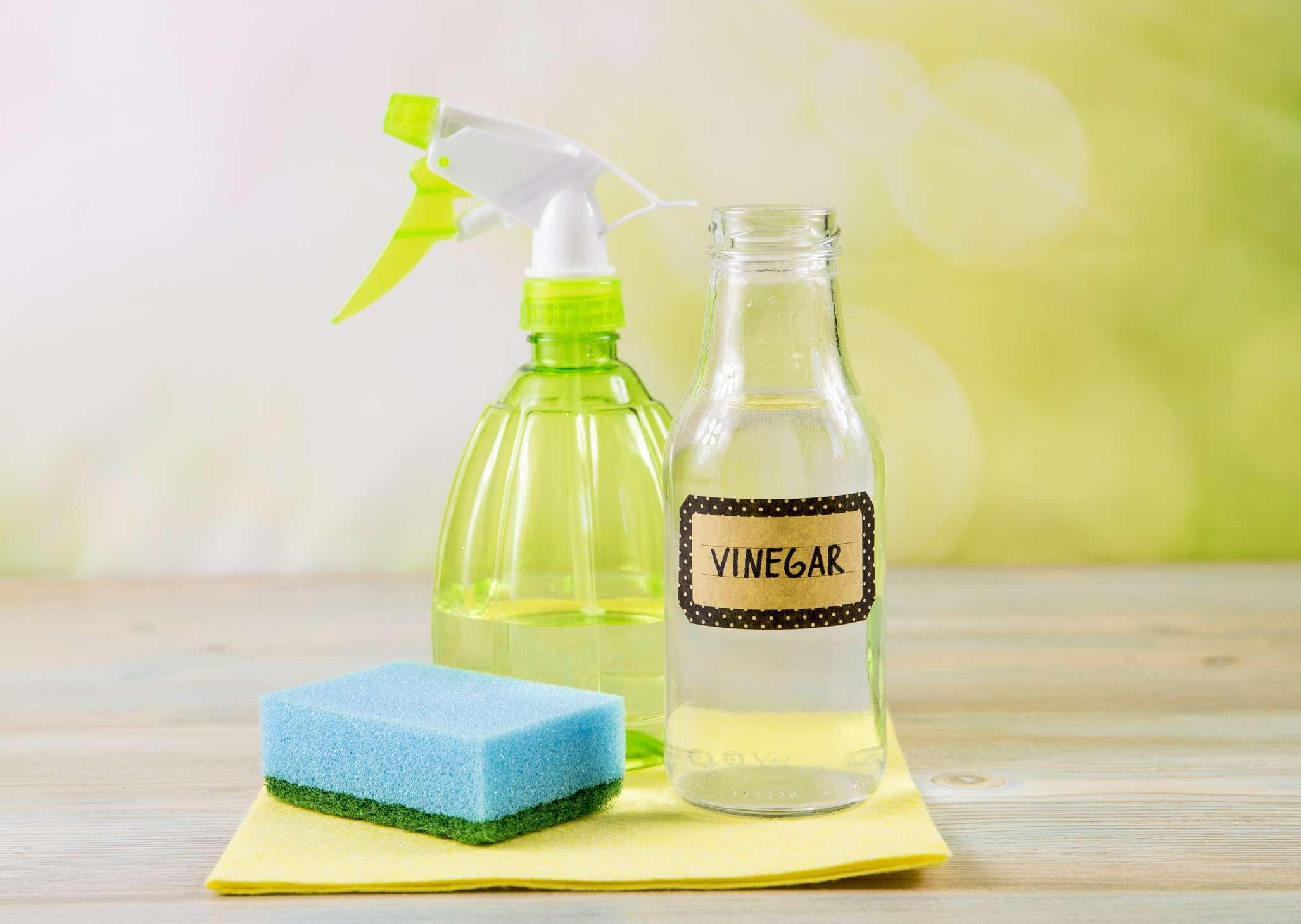 Vinegar cleaner