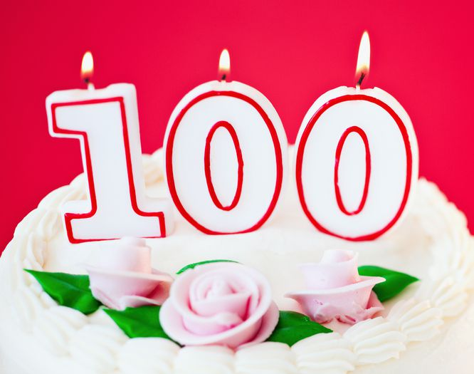 Celebrate A 100th Birthday With Special Party