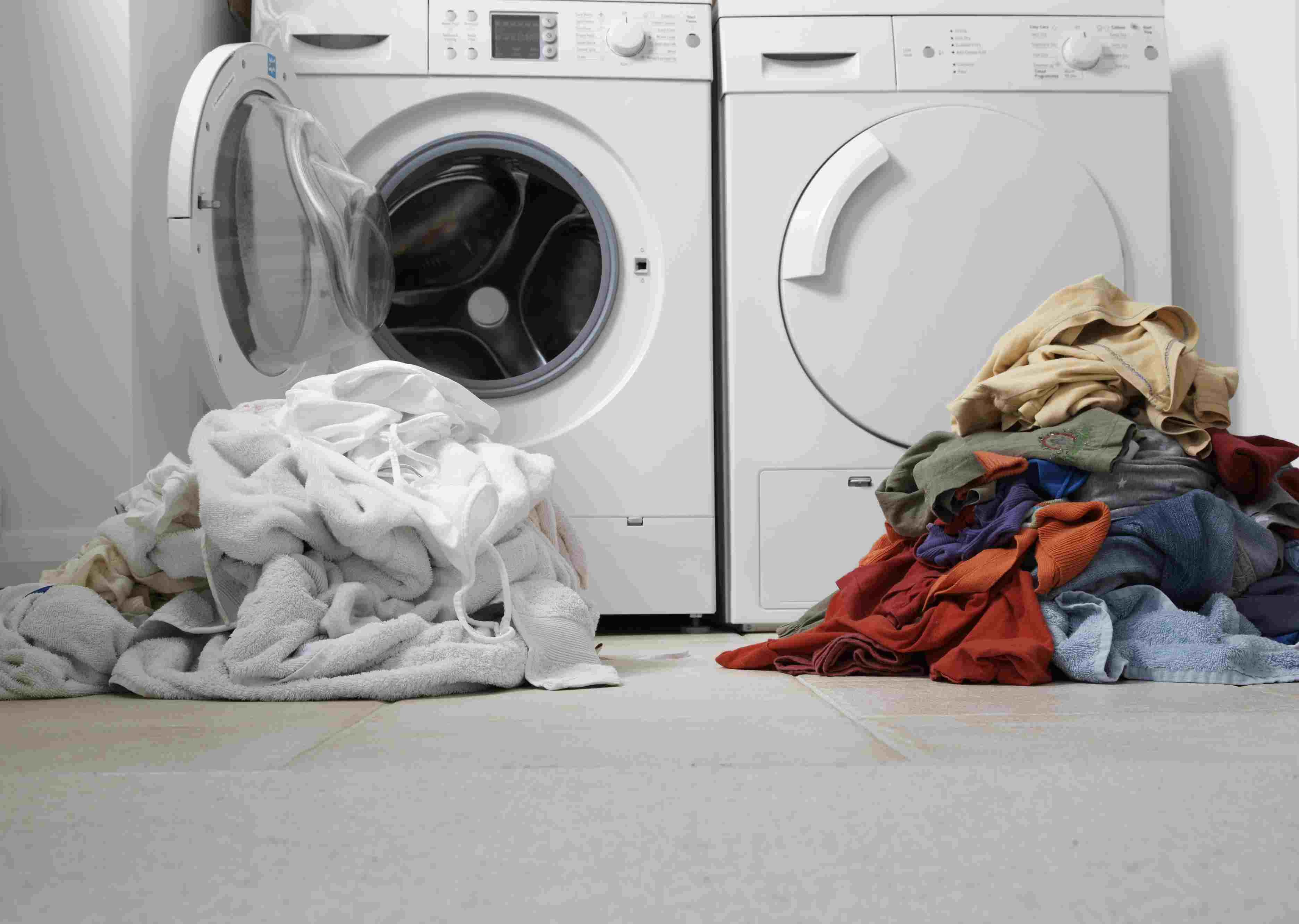 How to Teach A Teenager to Do Laundry