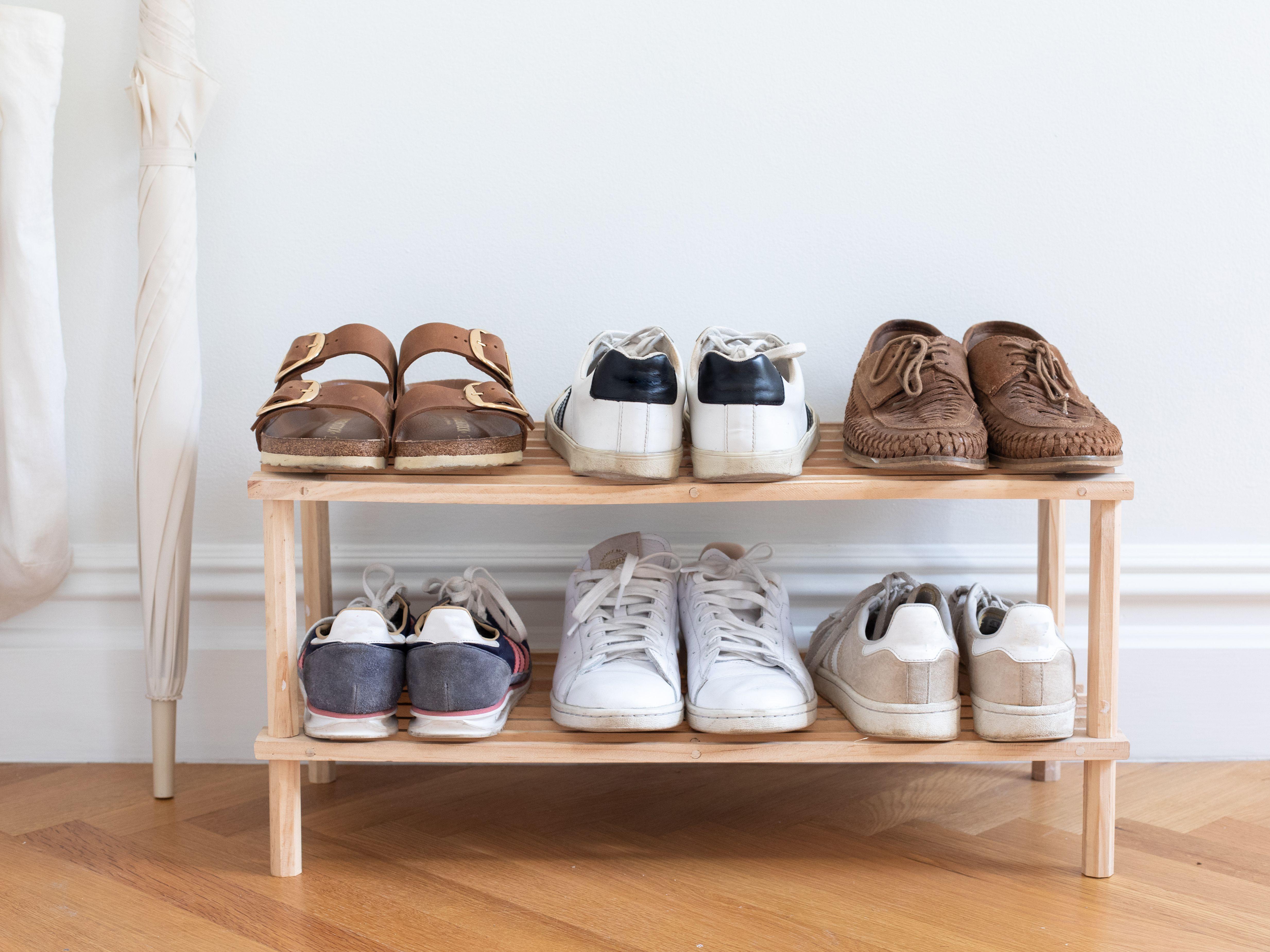 Best Diy Shoe Storage Ideas