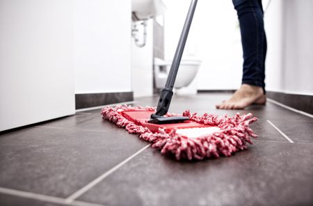 What To Know About Cleaning SelfAdhesive Floor Tiles - How to clean marley floor