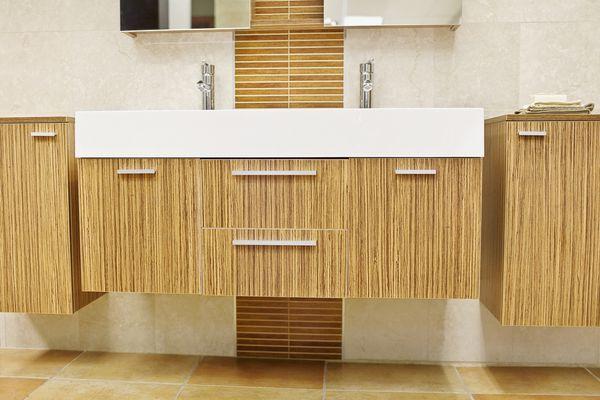 Double Bathroom Vanity