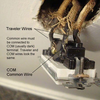How to Wire Electrical Outlets and Switches Wiring Switches on