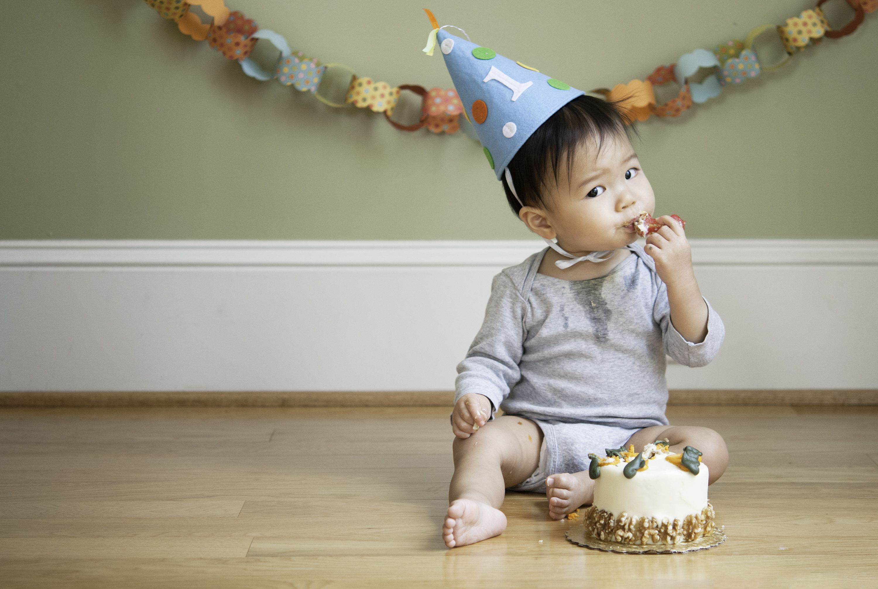 Good Birthday Gift For 1 Year Old Baby Girl: Great Games For First Birthday Party Fun