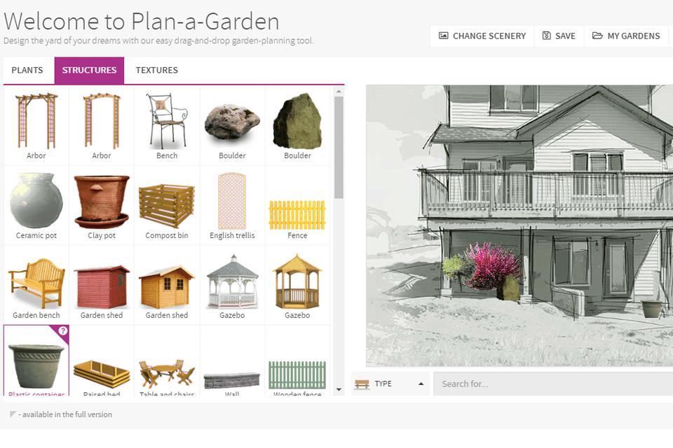 6 Free Garden Planners