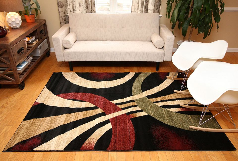 Foyer Rug Rules : How to use an area rug