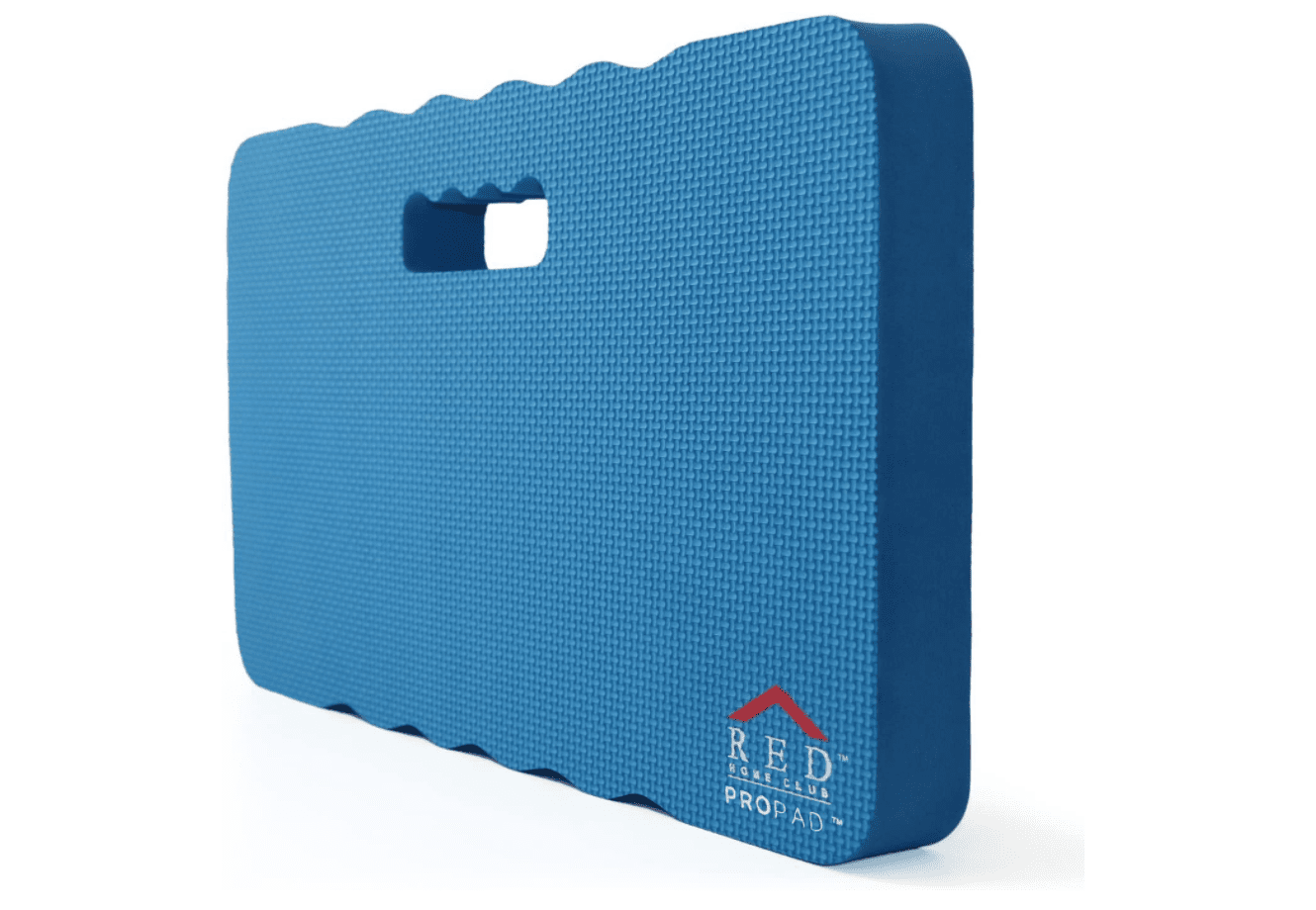 Red Home Club Thick Kneeling Pad