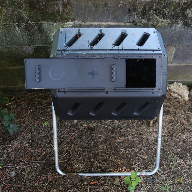 Yimby IM4000 Dual Chamber Tumbling Composter