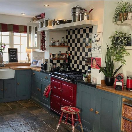 48 Inspiring Red Kitchen Ideas Unique Red Kitchen Ideas