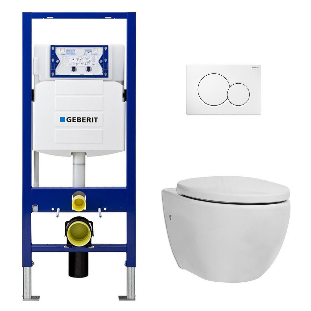 Geberit Icera Concealed Toilet