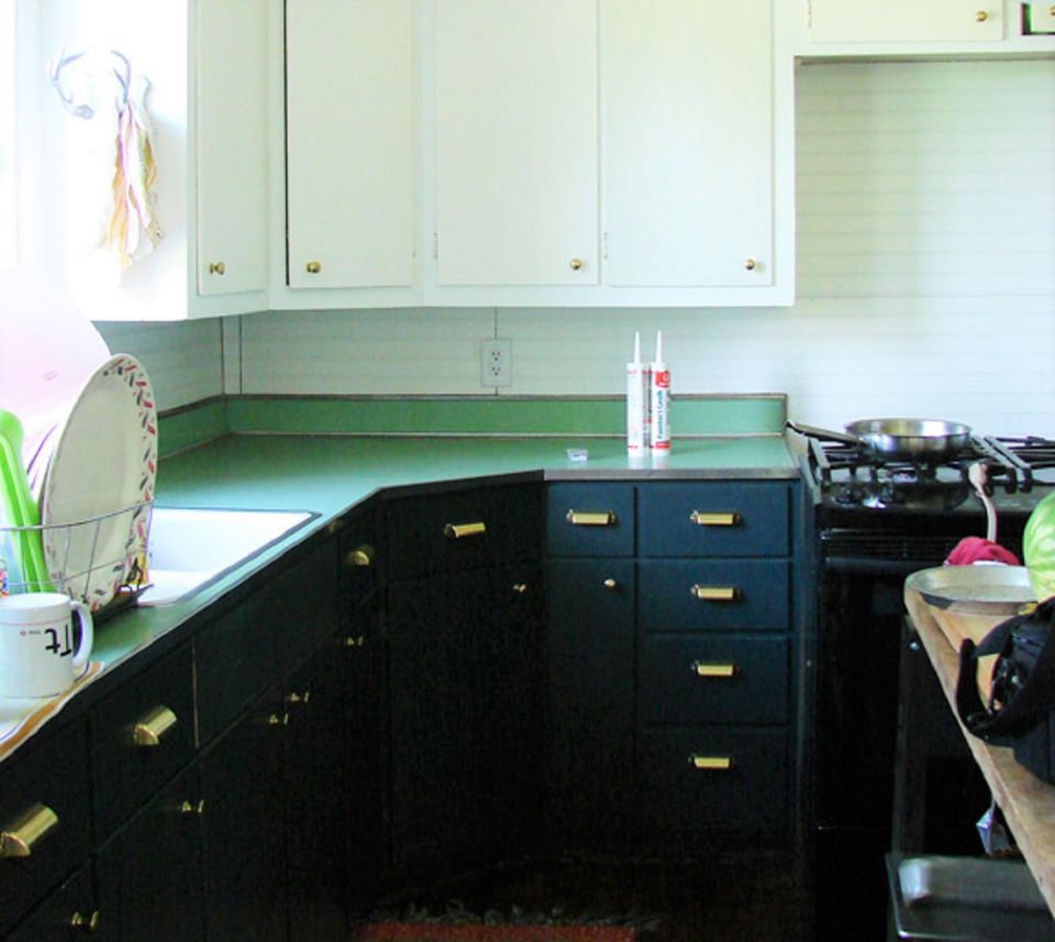Is Painting Kitchen Cabinets A Good Idea: Painted Kitchen Cabinet Ideas