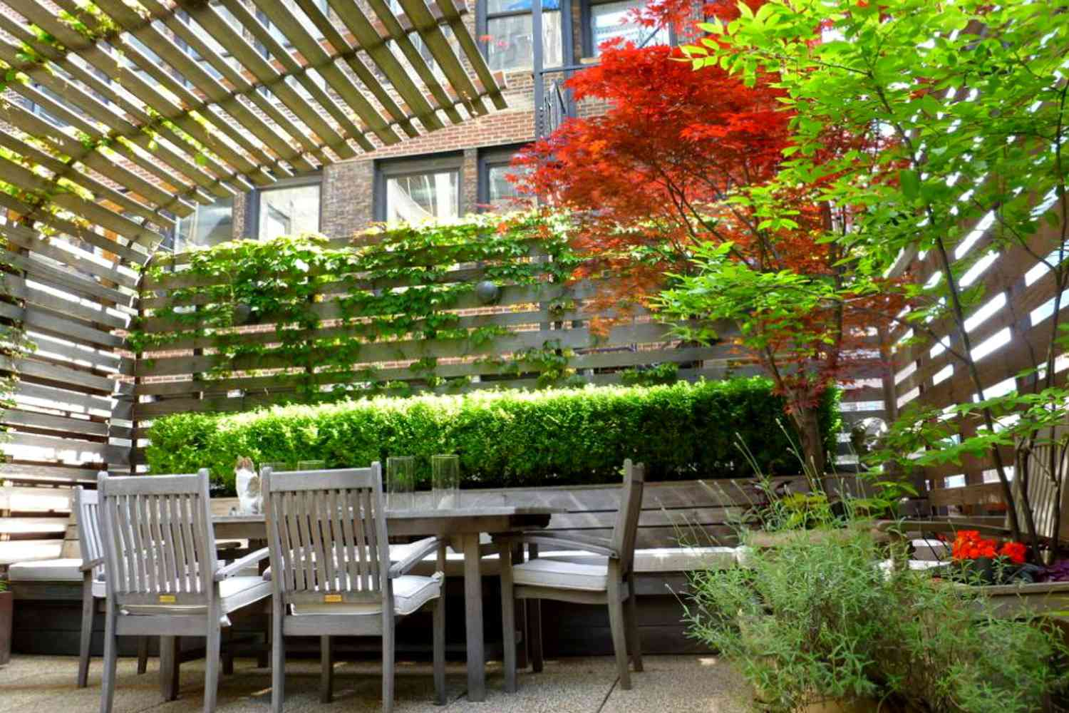 9 Landscaping Ideas for Creating Privacy in Your Yard