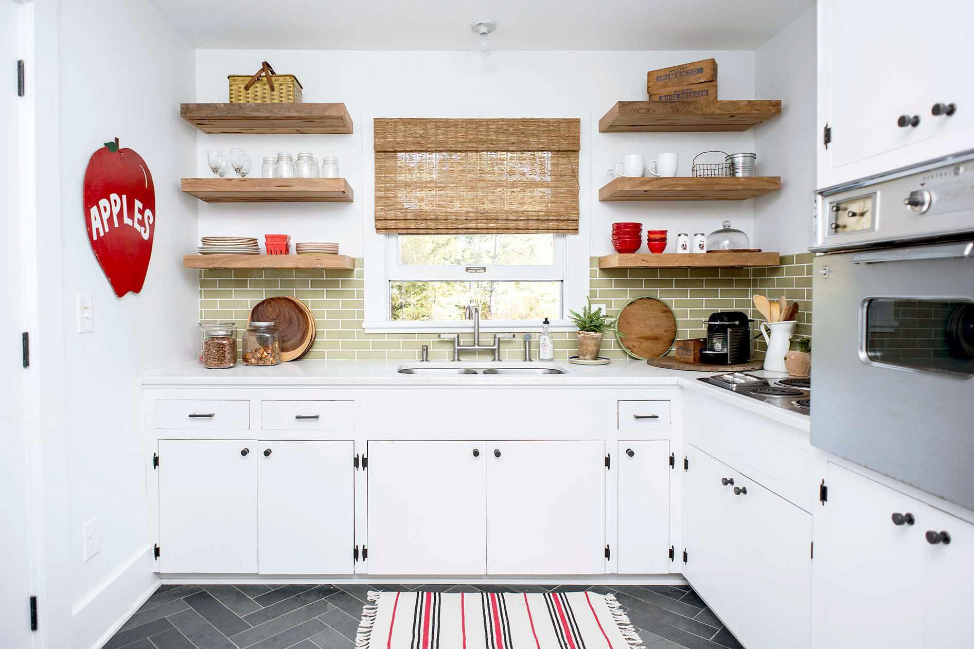 interior designer rustic kitchen