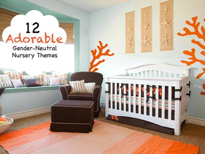 13 Adorable Nursery Themes For Gender Neutral Rooms