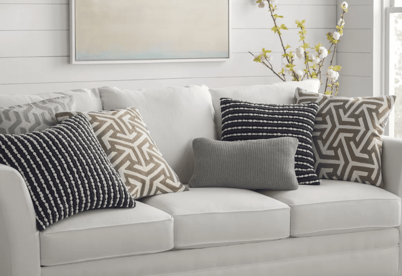 Peachy The 7 Best Throw Pillows Of 2019 Andrewgaddart Wooden Chair Designs For Living Room Andrewgaddartcom