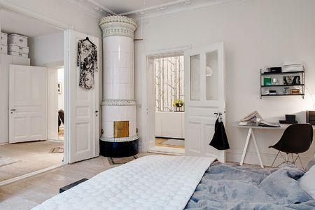 Terrific 24 Scandinavian Bedroom Design Ideas Download Free Architecture Designs Grimeyleaguecom