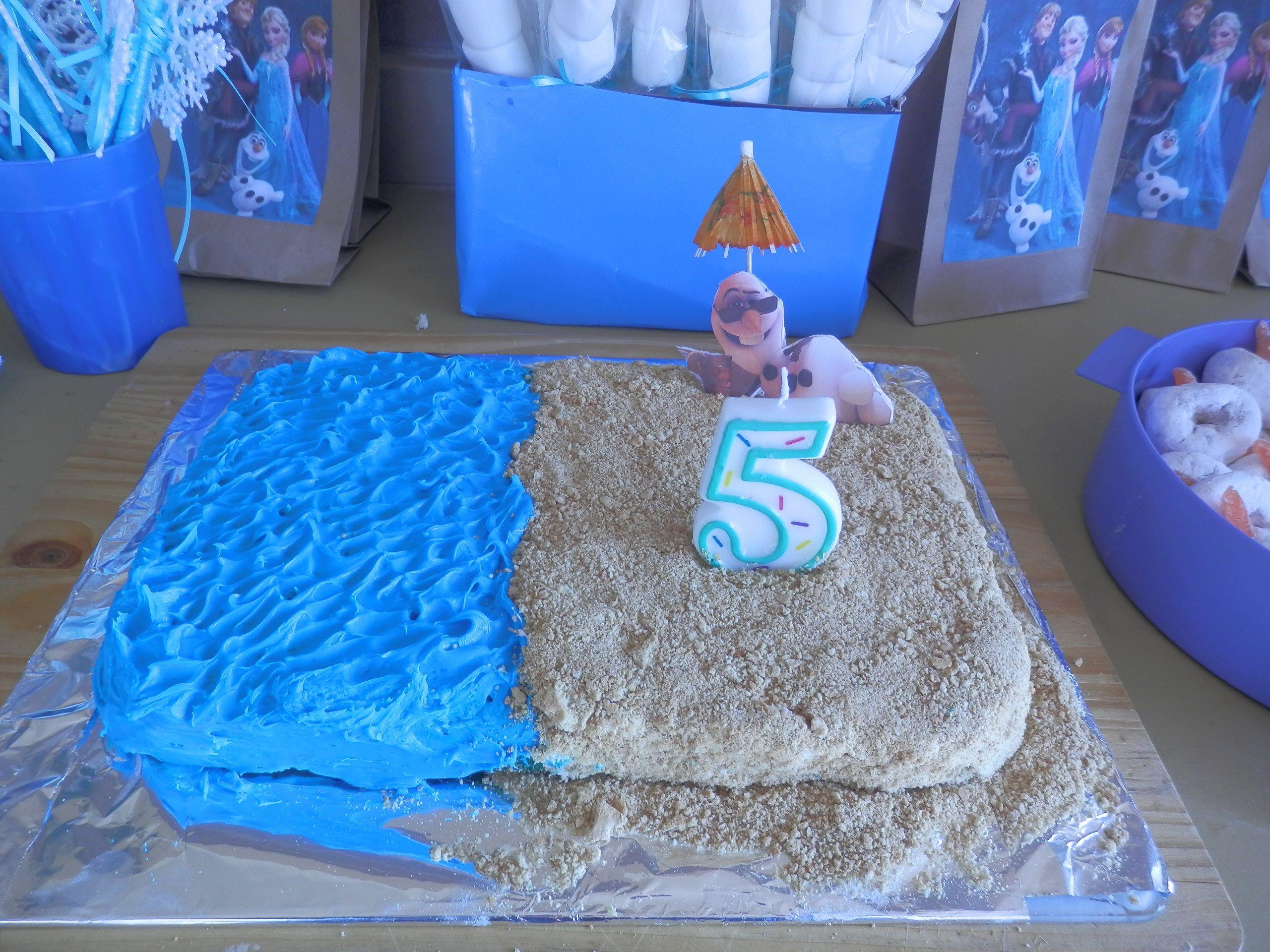 Disney S Frozen Themed Party Food Ideas