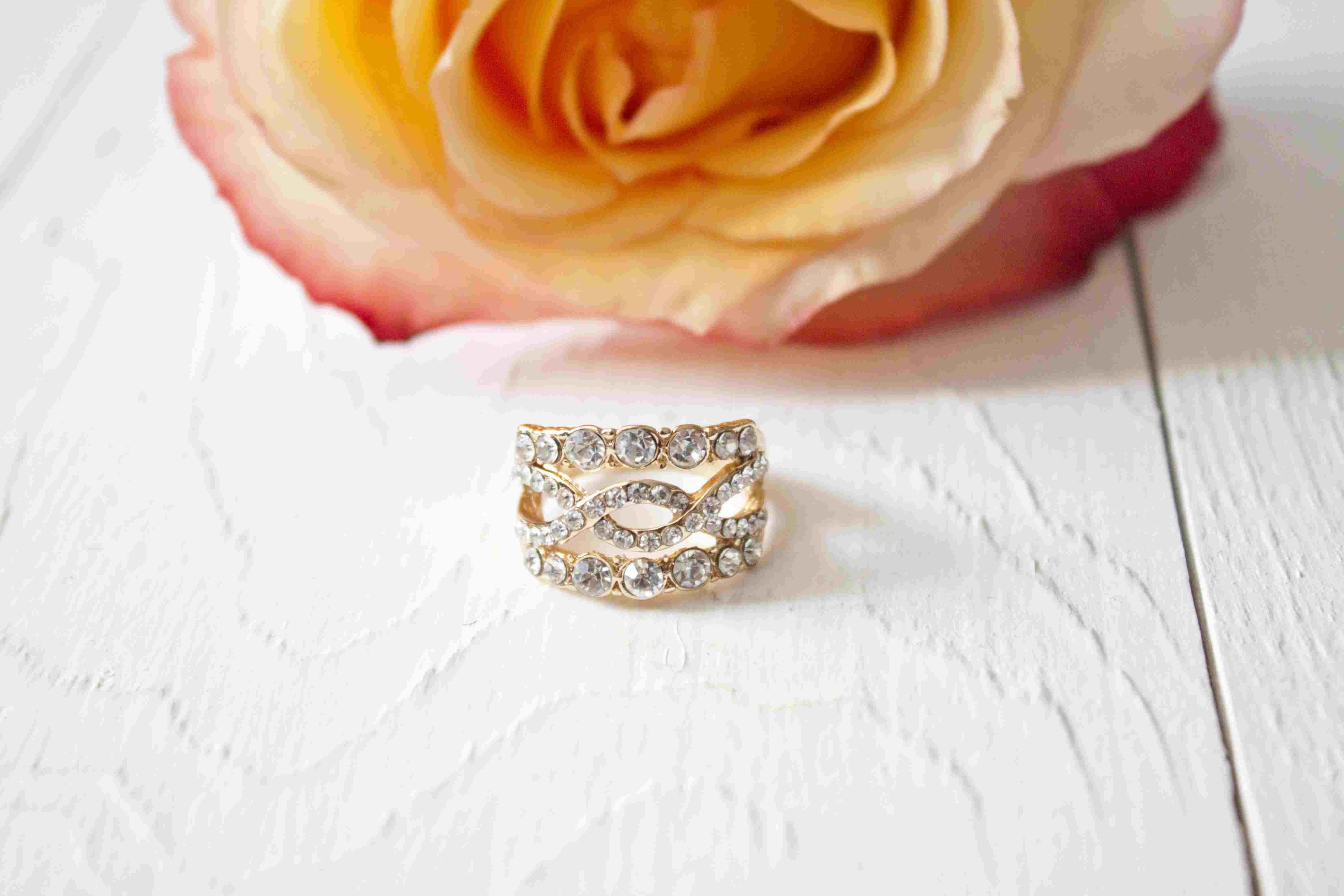banda de aniversario de diamantes