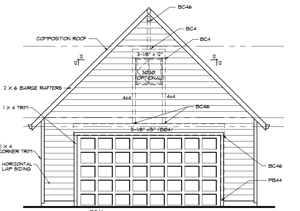 Build A Diy Garage With These Free Plans