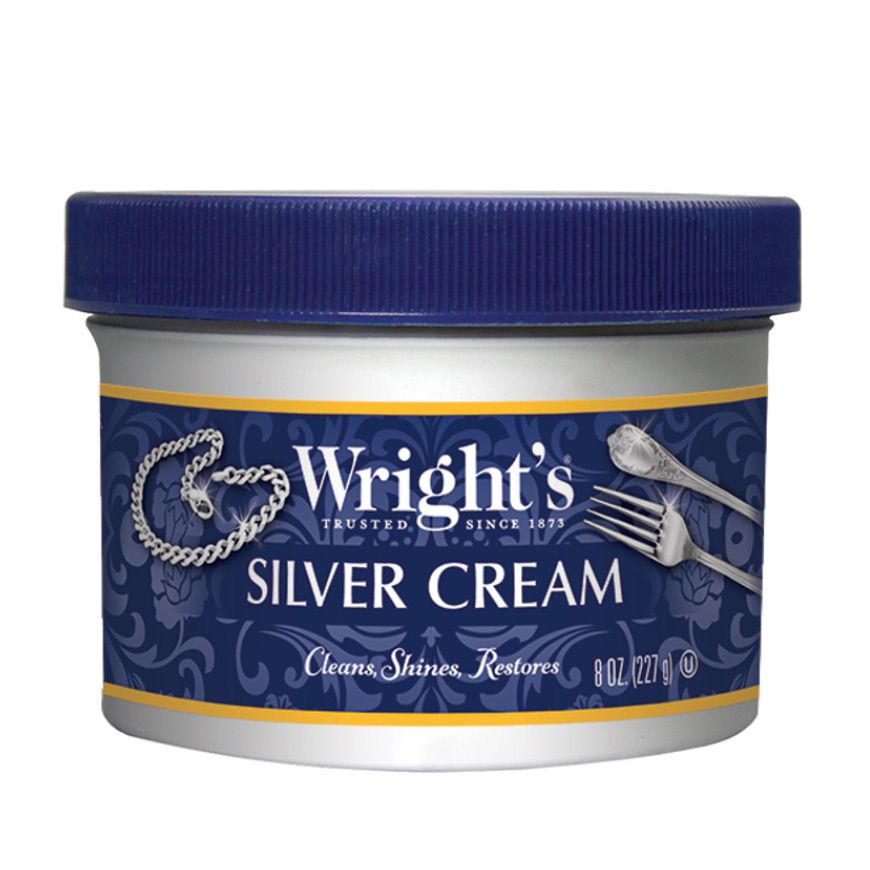 Wright's Silver Cleaner and Polish Cream