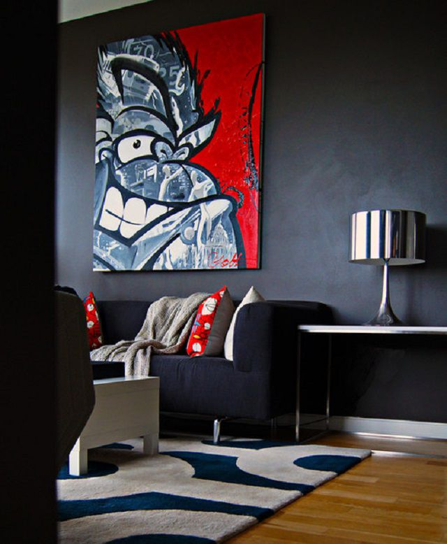 8 Stunning Ways to Bring Street Art Home