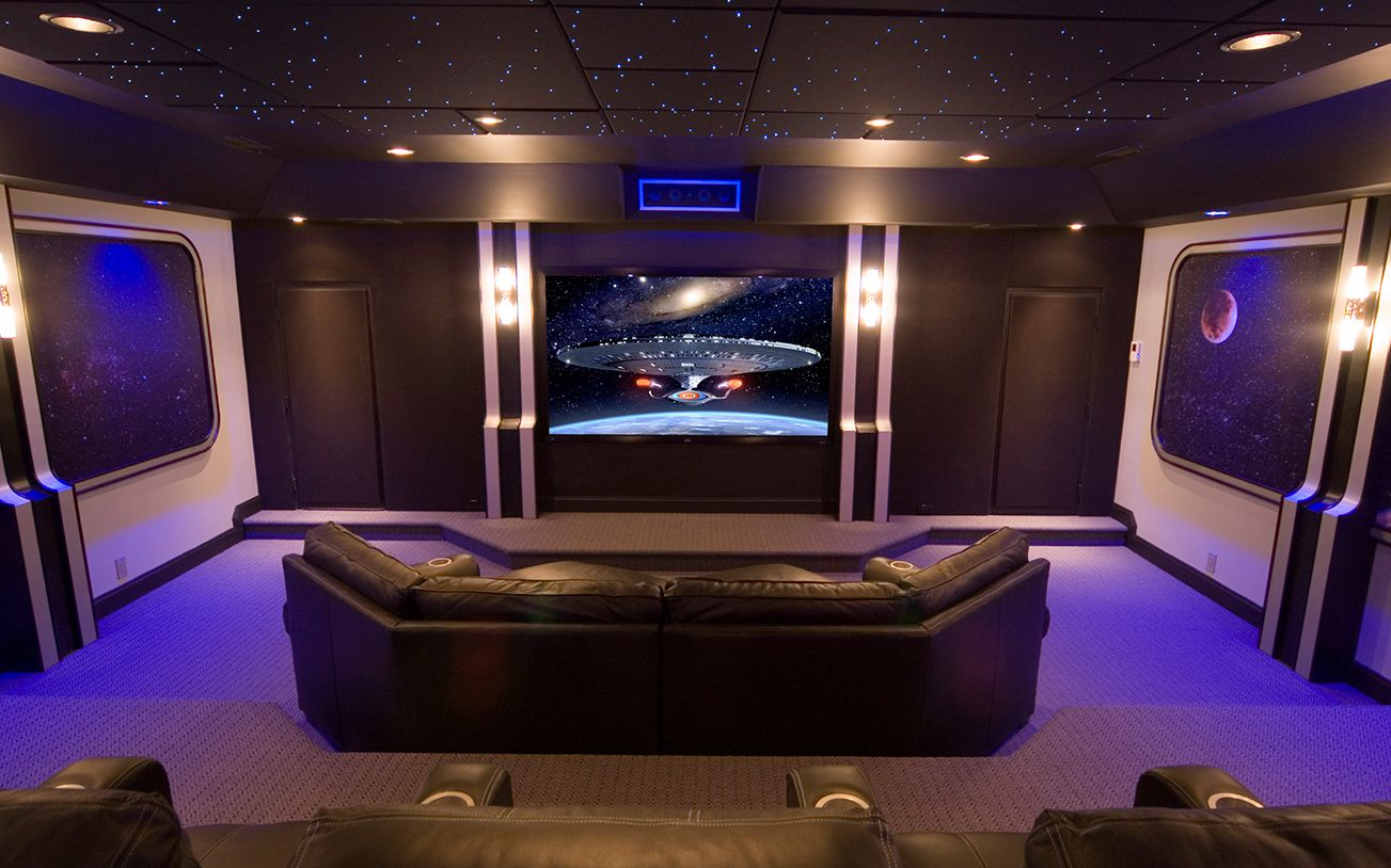 cine en casa para fanáticos de la ciencia ficción