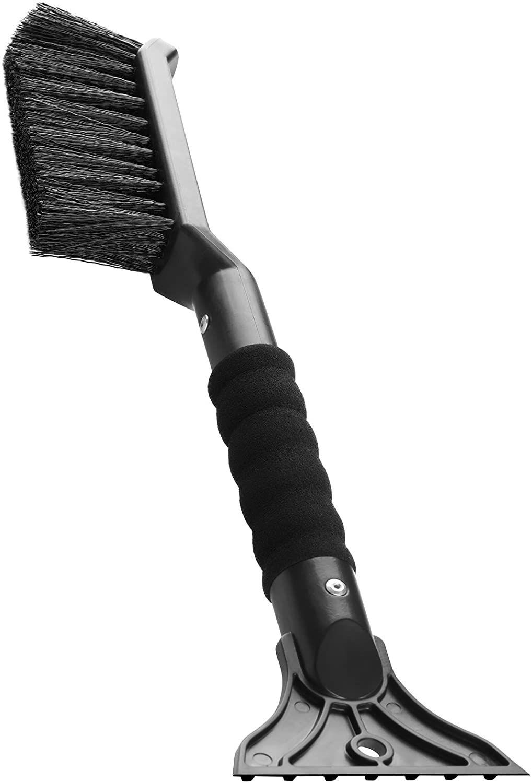 OxGord 2-in-1 Ice Scraper & Snow Brush