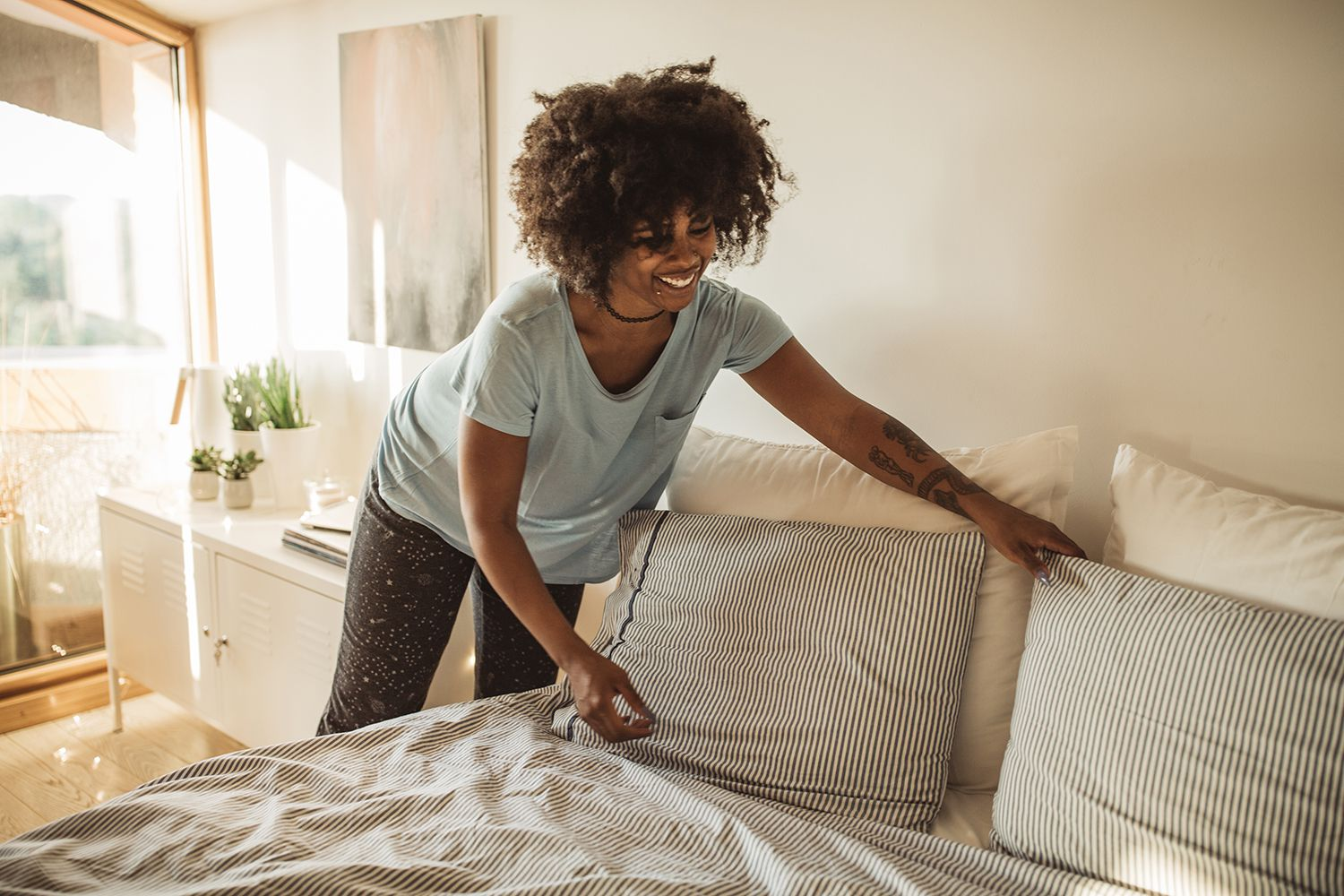 8 Bed-Making Mistakes and How to Fix Them