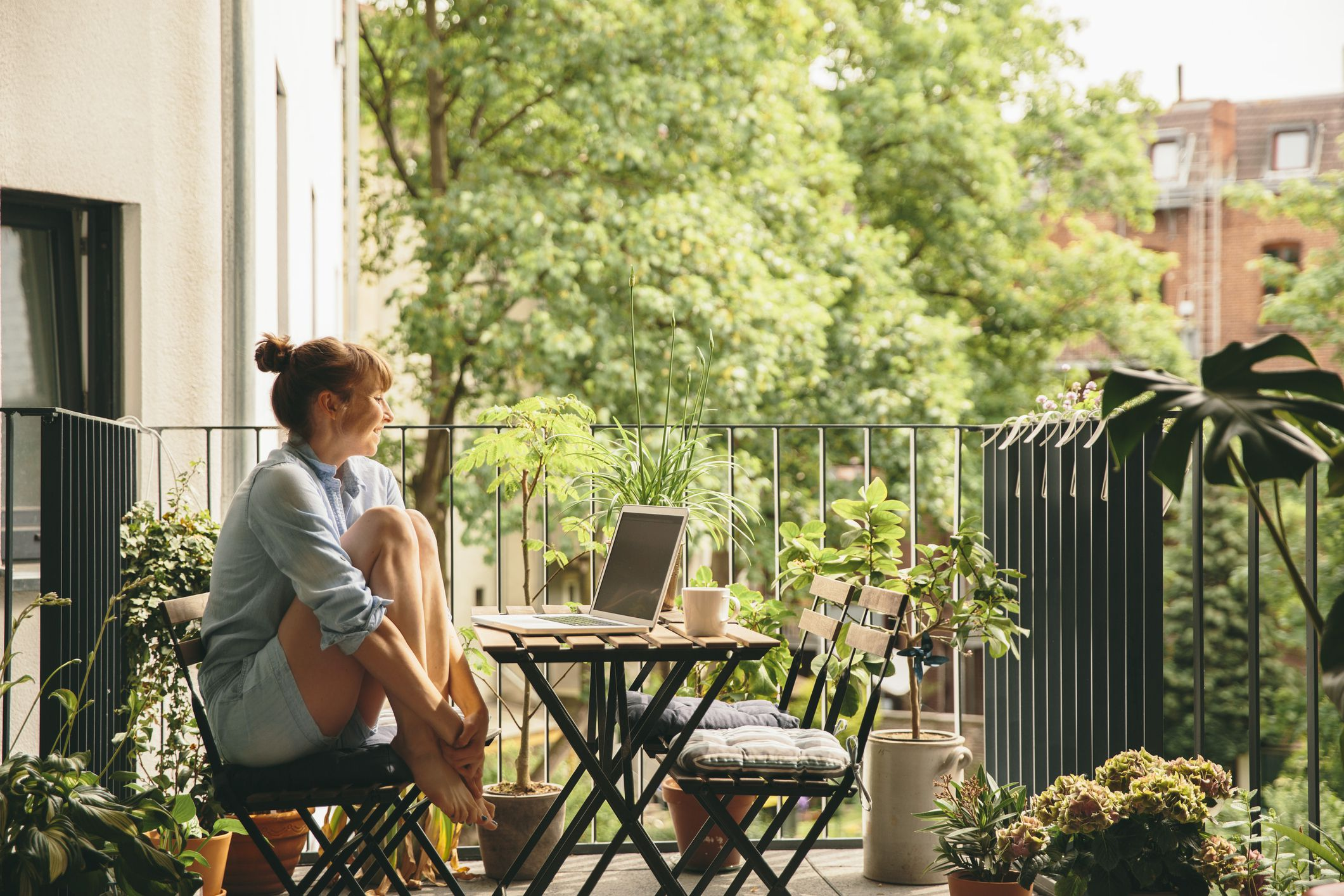 Questions to Ask Before Starting a Garden Balcony