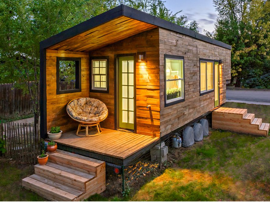 SD WELCOMES 'TINY HOUSES'