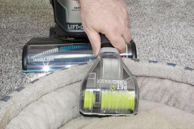 BISSELL MultiClean Allergen Lift Off Pet Vacuum