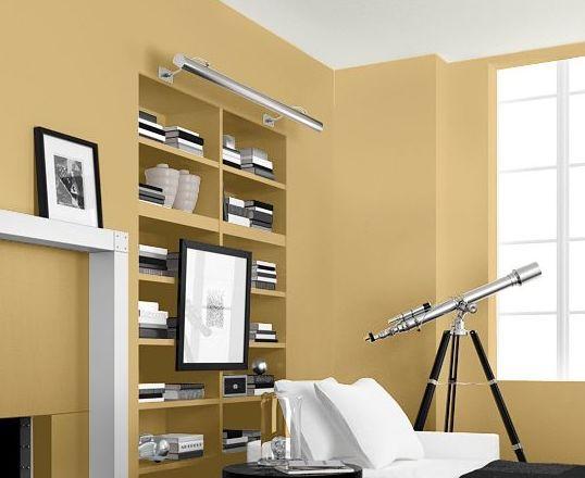 Family Room Paint Yellow