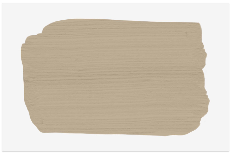 The Spruce paint swatch in Sandbar