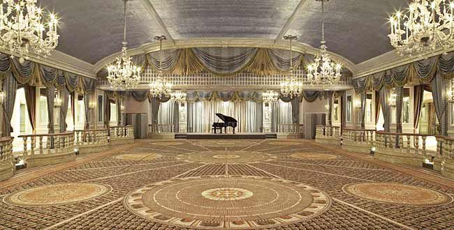 The Grand Ballroom at the Pierre
