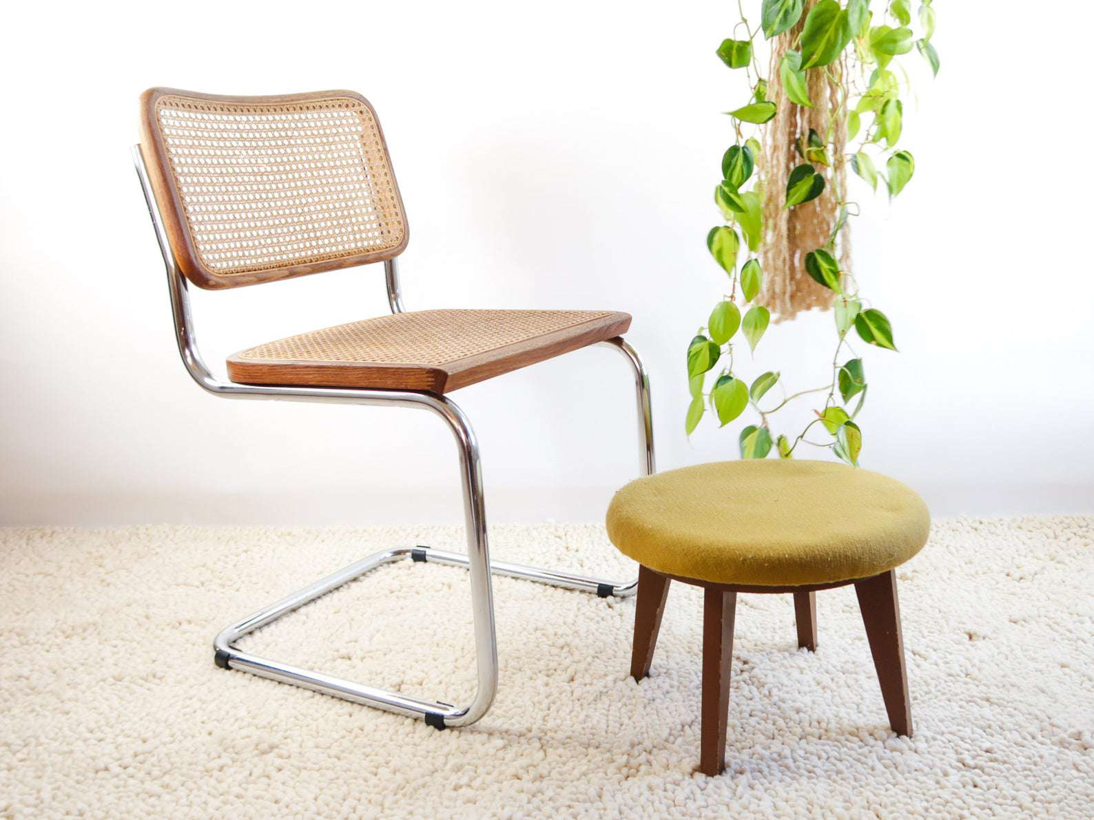 Reshaped Spaces Cesca Chair